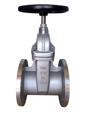 Stainless Steel SS304 Resilient Seated Gate Valve DN700 EPDM Gasket